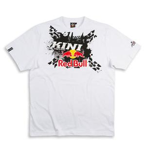 키니 티셔츠 Kini Red Bull X-Up (White)