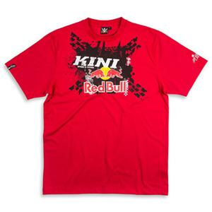키니 티셔츠 Kini Red Bull X-Up (Red)