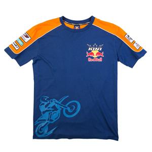 키니 티셔츠 Kini Red Bull Team T-Shirt 2016