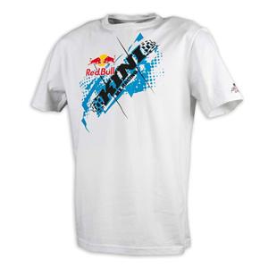 키니 티셔츠 Kini Red Bull Chopped (White)