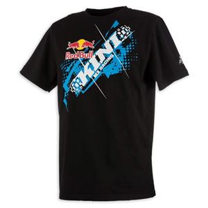 키니 티셔츠 Kini Red Bull Chopped (Black)
