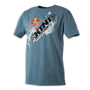 키니 티셔츠 Kini Red Bull Chopped (Blue)
