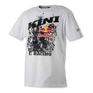 키니 티셔츠 Kini Red Bull Underworld (White)