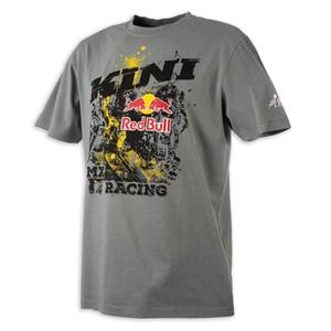 키니 티셔츠 Kini Red Bull Underworld (Grey)