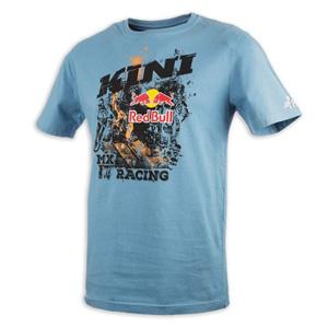 키니 티셔츠 Kini Red Bull Underworld (Blue)