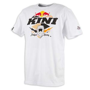 키니 티셔츠 Kini Red Bull Armor (White)