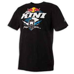 키니 티셔츠 Kini Red Bull Armor (Black)