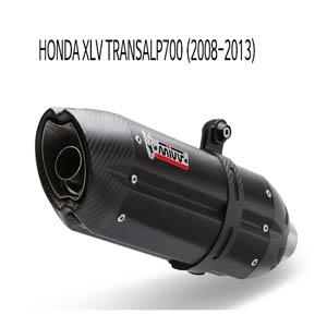 미브 XLV 트랜스앨프700 블랙 스틸 슬립온 (08-13) 수오노 머플러 혼다