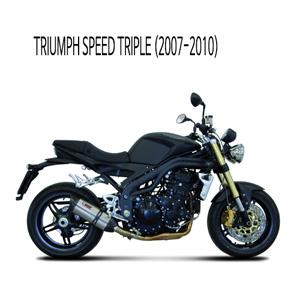 미브 스피드 트리플 머플러 트라이엄프 (2007-2010) 수오노 스틸 슬립온