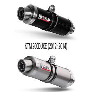 미브 200듀크 머플러 KTM (2012-2014) GP 풀시스템