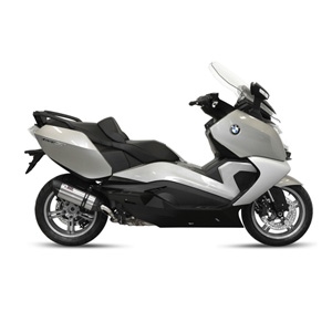 미브 머플러 BMW C650 GT (2012-2015) SUONO-STAINLESS STEEL 슬립온