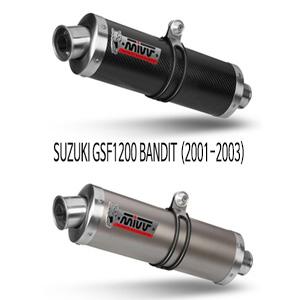 미브 GSF1200 오벌 슬립온 벤디트 (2001-2003) 머플러 스즈키