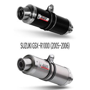 미브 05-06 GSX-R1000 스즈키 GP 슬립온 머플러