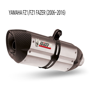 미브 FZ1/FZ1페이져 슬립온 머플러 06-16 수오노 스틸 야마하