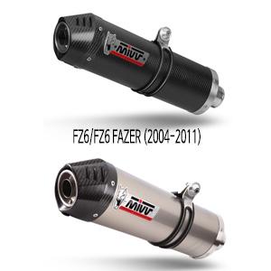 미브 FZ6/FZ6페이져 머플러 야마하 (2004-2011) 오벌 슬립온