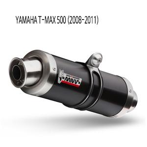미브 티맥스500 풀시스템 머플러 야마하 (08-11) GP 블랙 스틸