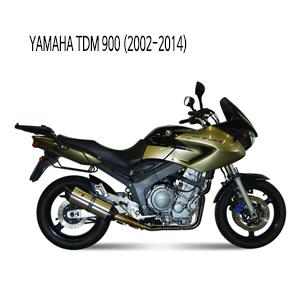 미브 TDM900 수오노 슬립온 (2002-2014) 스틸 머플러 야마하
