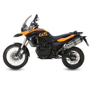 미브 머플러 BMW F800 GS (2008) SPEED EDGE-STAINLESS STEEL 슬립온