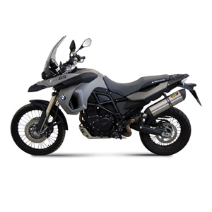 미브 머플러 BMW F800 GS (2008) SUONO-STAINLESS STEEL 슬립온