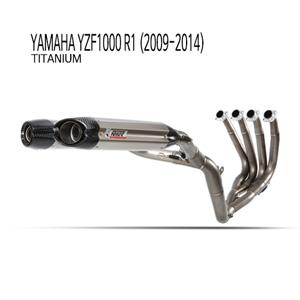미브 YZF R1 티탄 풀시스템 머플러 야마하 09-14