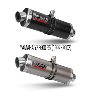 미브 YZF R6 92-02 오벌 (standard) 슬립온 머플러 야마하