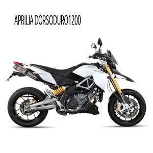 미브 도르소두로1200 머플러 12-16 슬립온 아프릴리아 수오노 스틸