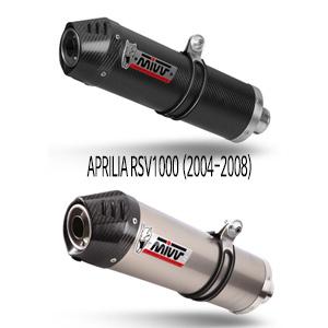 미브 RSV1000 머플러 아프릴리아 (2004-2008) 오벌(standard) 슬립온