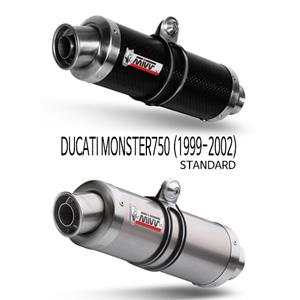 미브 몬스터750 (standard) GP 슬립온 머플러 두카티 (99-02)