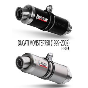 미브 몬스터750 (high) GP 슬립온 머플러 두카티 (99-02)