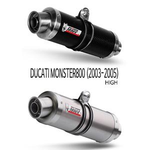 미브 몬스터800 GP (high) 슬립온 머플러 두카티 (03-05)