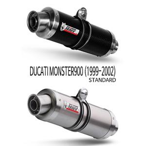 미브 몬스터900 (standard) 카본 GP 슬립온 머플러 두카티 (99-02)