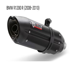 미브 R1200R 블랙색상 2008-2010 수오노 스틸 슬립온 머플러 BMW