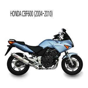 미브 CBF600 오벌 슬립온 혼다 (2004-2010) 머플러