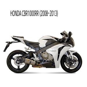 미브 CBR1000RR 머플러 HONDA (2008-2013) 수오노 스틸 슬립온