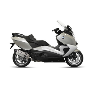 미브 머플러 BMW C650 GT (2012-2015) SPEED EDGE-STAINLESS STEEL 슬립온