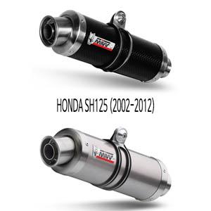 미브 SH125 (2002-2012) GP 풀시스템 머플러 혼다