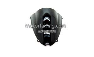 스크린/레이싱/이리듐/클리어/스모그/Kawasaki ZX-6R 05-08 ZX-10R 06-07 Black 15