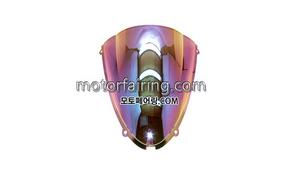 스크린/레이싱/이리듐/클리어/스모그/Kawasaki ZX-6R 05-08 ZX-10R 06-07 Iridium Clear 20