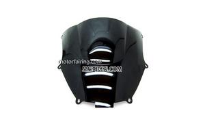 스크린/레이싱/이리듐/클리어/스모그/Kawasaki ZX-9R 00-03 Black 15