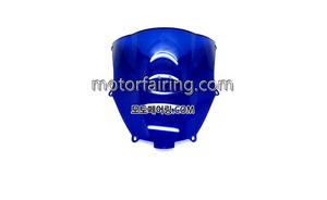 스크린/레이싱/이리듐/클리어/스모그/Kawasaki ZX-9R 00-03 Blue 15