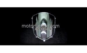 스크린/레이싱/이리듐/클리어/스모그/Kawasaki ZX-10R 04-05 Clear 15