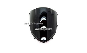 스크린/레이싱/이리듐/클리어/스모그/Kawasaki ZX-10R 04-05 Black 15