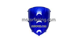 스크린/레이싱/이리듐/클리어/스모그/Kawasaki ZX-10R 04-05 Blue 15