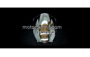 스크린/레이싱/이리듐/클리어/스모그/Kawasaki ZX-12R 02-05 Clear 15