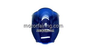 스크린/레이싱/이리듐/클리어/스모그/Kawasaki ZX-12R 02-05 Blue 15