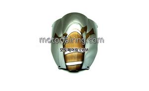 스크린/레이싱/이리듐/클리어/스모그/Kawasaki ZX-12R 02-05 Chrome 20