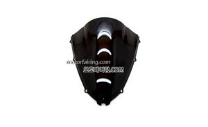 스크린/레이싱/이리듐/클리어/스모그/Kawasaki ZX-14RZZR1400 06-11 Black 15