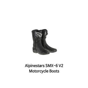 알파인스타 부츠 Alpinestars SMX-6 V2 Motorcycle Boots (Black)