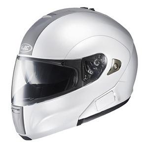 홍진 헬멧 IS-맥스 BT METAL WHITE
