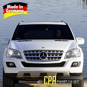 CPA 칩튠 맵핑 보조ECU 벤츠 Mercedes M-Class (W164) ML280 CDI 2005-2009 190 PS